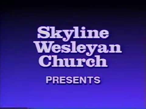 1991 Presentation of I Love America  - Skyline Church