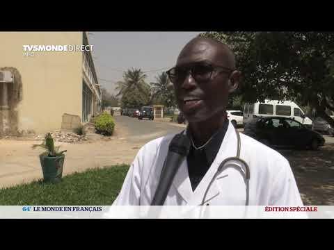 Sénégal: reportage dans l'hôpital de Fann où 3 malades du coronavirus sont pris en charge