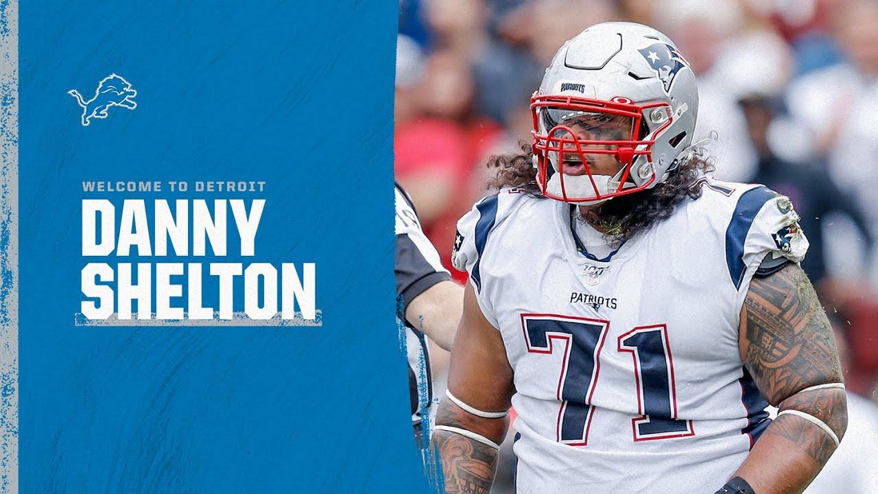 Danny Shelton Highlights | Detroit Lions