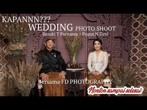 BTP Dan Puput Foto Pernikahan? Behind The Scene  FD PHOTOGRAPHY)