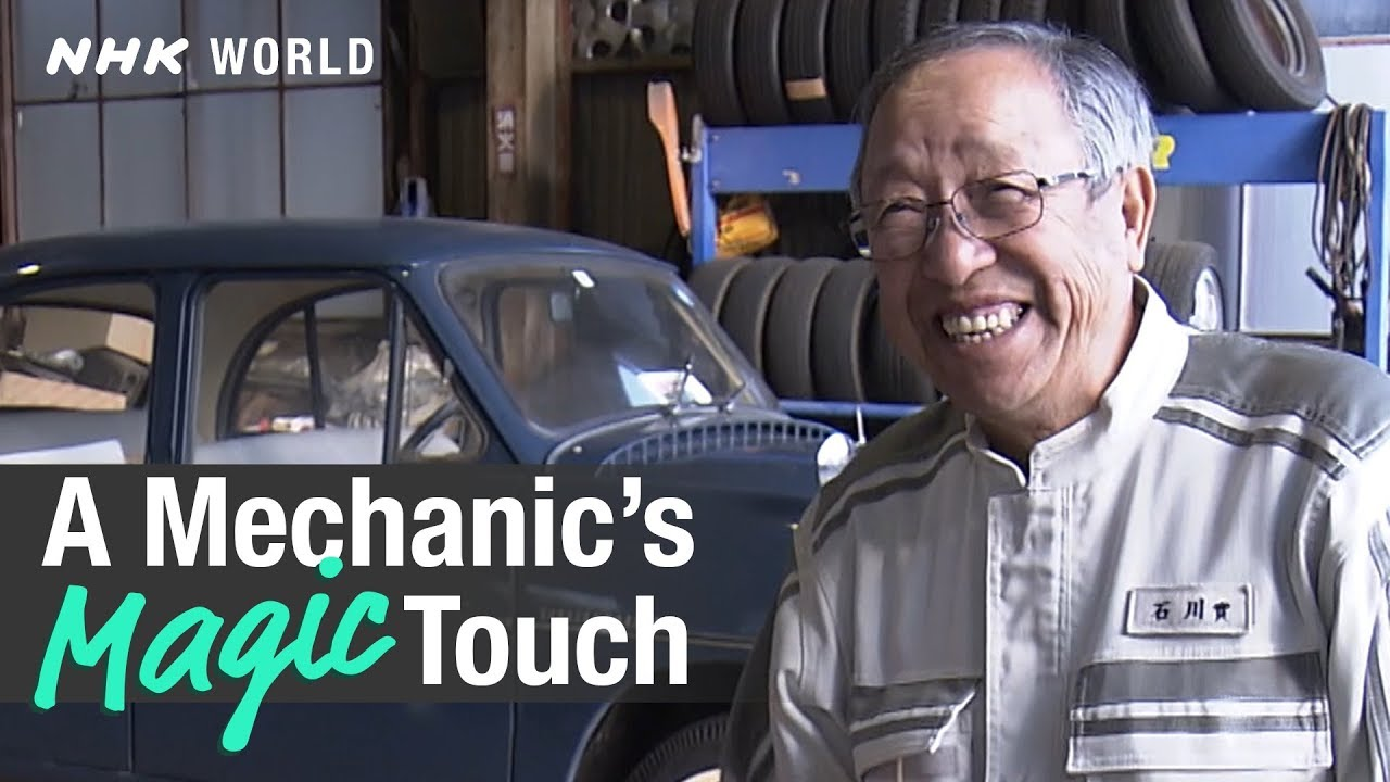 Photo of A Mechanic's Magic Touch – video