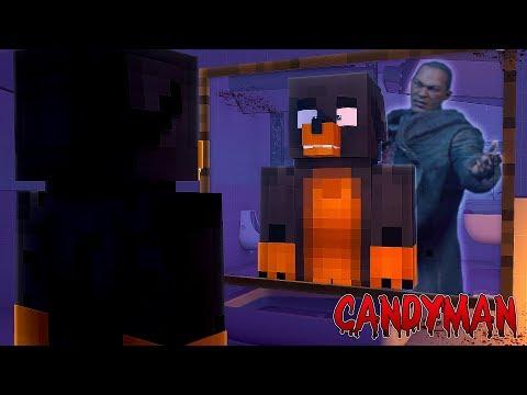 Minecraft CANDYMAN - IS THE URBAN LEGEND OF CANDYMAN TRUE??