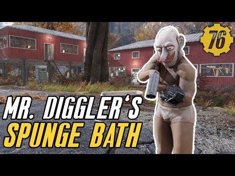 Fallout 76 MR. DIGGLERS INN: Settlement Spotlight 11 #Fallout76