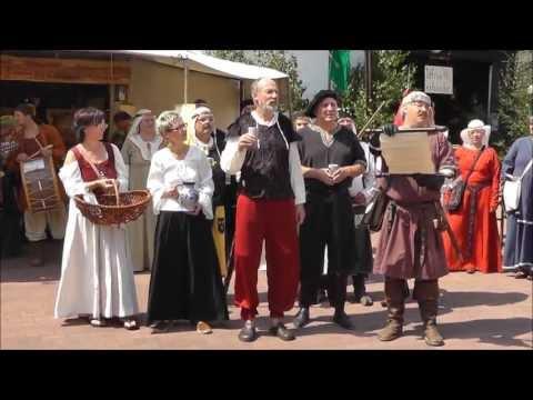 Schöneberg 2013: 2.Gregorianmarkt - Eröffnung