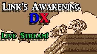 The Legend of Zelda: Link's Awakening DX on the Playstation Classic Live! - 3 - VOD (5/09/19)