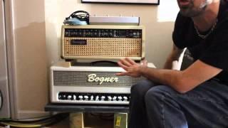Indie Music Lounge - Bogner Amp