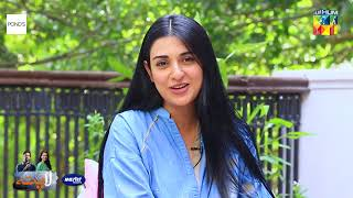 Sarah Khan   Interview   Laapata   Presented By PONDS & Powered By Master Paints   HUM TV   Dram