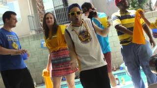 SPLASH BROS (GOLDEN STATE WARRIORS AREA CODES REMIX) OFFICIAL MUSIC VIDEO | MR. RC