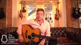 Sobell Model 1 Acoustic Guitar, Brazilian Rosewood & German Spruce - Pre-Owned