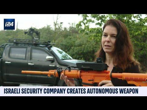 Israeli Security Company Creates Autonomous Weapon