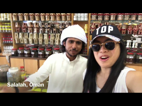 Felicity Travels Oman and Suez Canal!