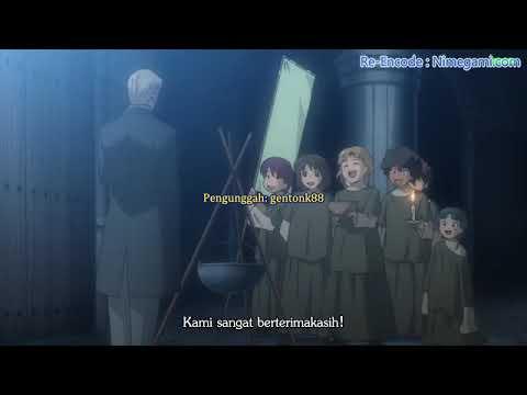 Download Ichiban ushiro no daimaou episode 9 sub indo