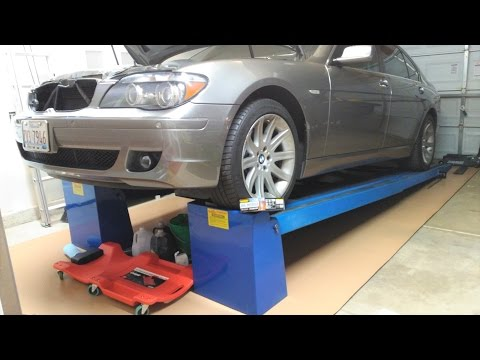 Kwik Lift Kwik-Lift car lift  auto lift car ramp assembly owner review