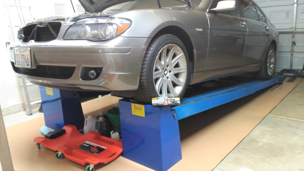 Kwik Lift Kwik Lift Car Lift Auto Lift Car Ramp Assembly Owner Review