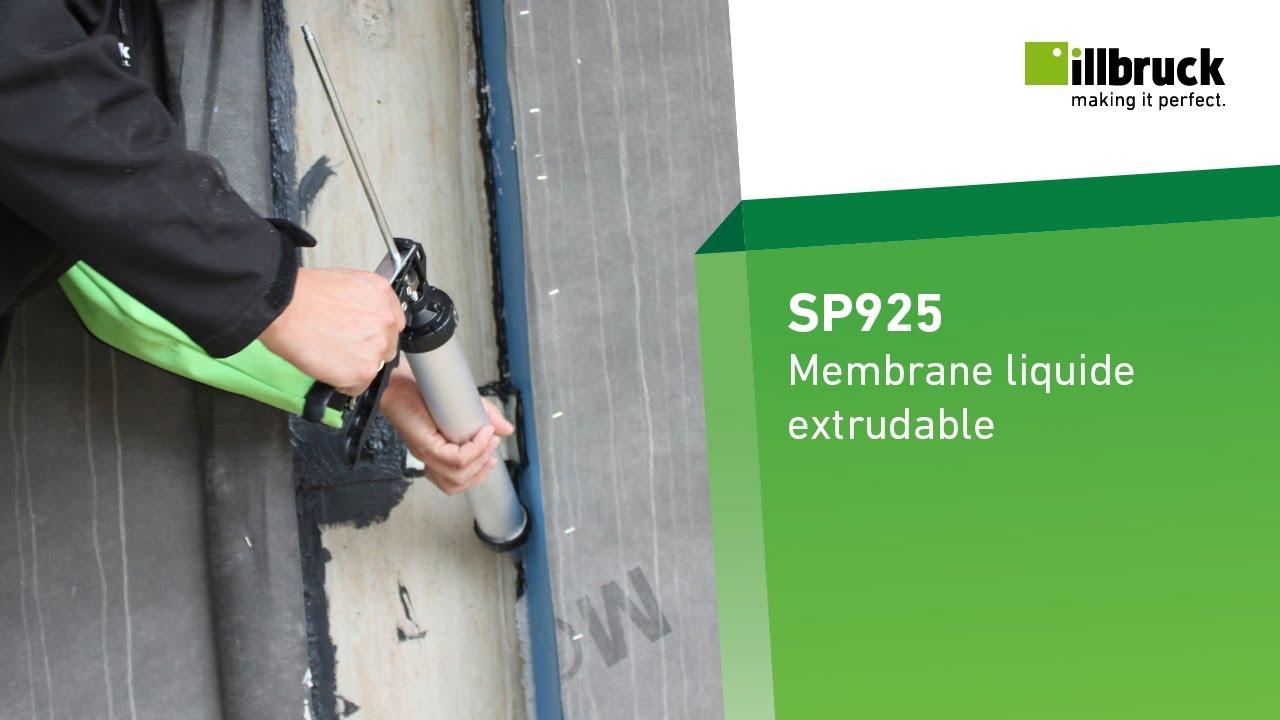 membrane d tanch it l 39 air et l 39 eau hybride sp925 youtube. Black Bedroom Furniture Sets. Home Design Ideas