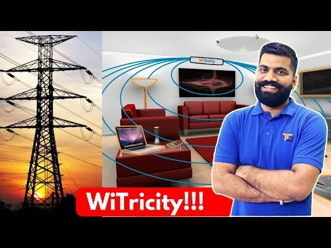 WiTricity - Wireless Electricity is the Future!!!