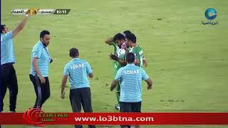 اهداف لقاء صحار والسيب (كأس جلالة السلطان 2018/2017)