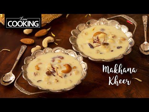 Makhana Kheer | Navratri fasting Recipes | Makhane ki Kheer | Vrat ki Recipes | Sweet Recipes