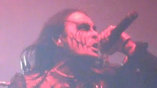 Cradle of Filth - Cthulhu Dawn - Graspop 2015