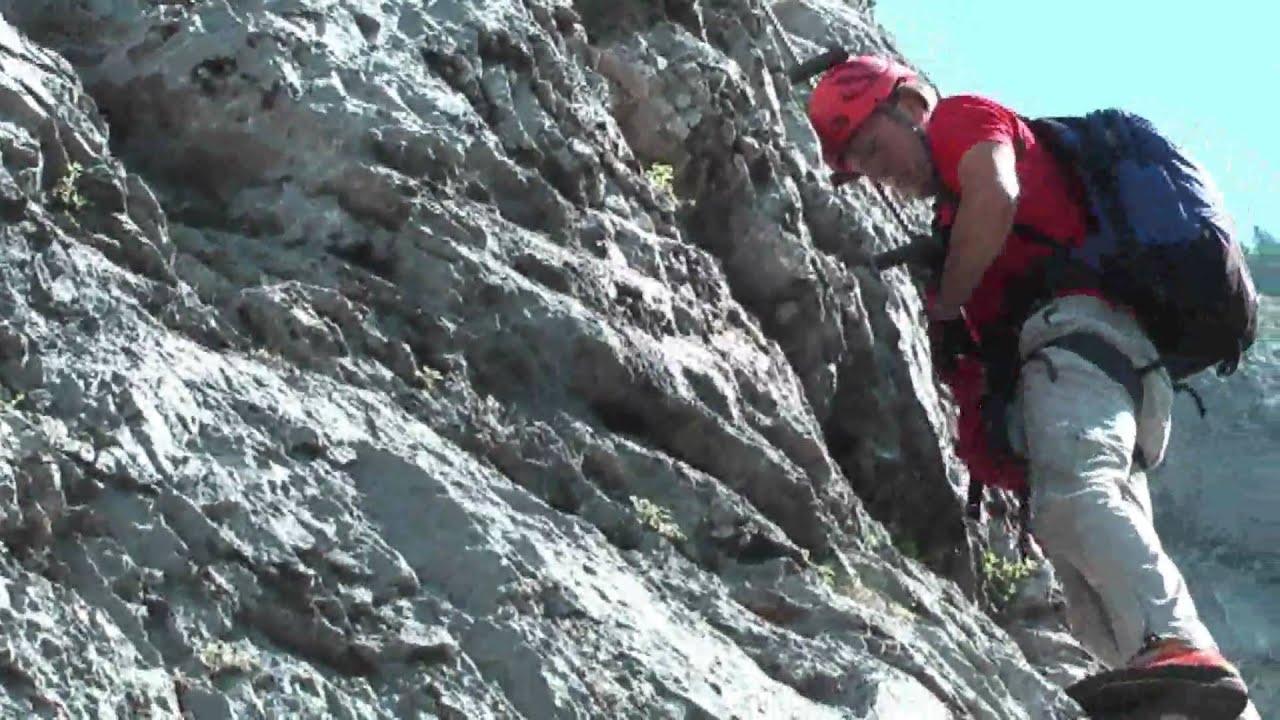 Franz Josef Klettersteig : Kaiser franz josef klettersteig i