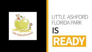 Little Ashford Florida Park is Ready! #unprecedented #unmatched