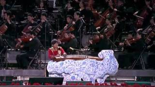 周杰倫 菊花台 宋祖英演唱2009