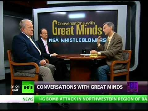 Full Show 7/27/12: NSA Whistleblowers