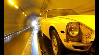 ニッサン S30 フェアレディZ 30年ぶりの復活へ向けて