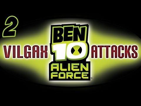 "Lets Play ""Ben 10 Alien Force: Vilgax Attacks"" - x360 - Part 2"