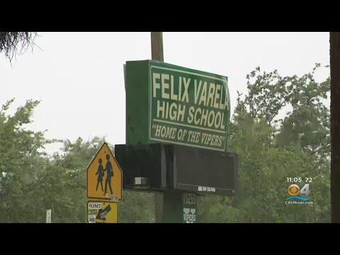 Stabbing Outside Felix Varela High School Leads To 4 Teens Facing Felony Charges