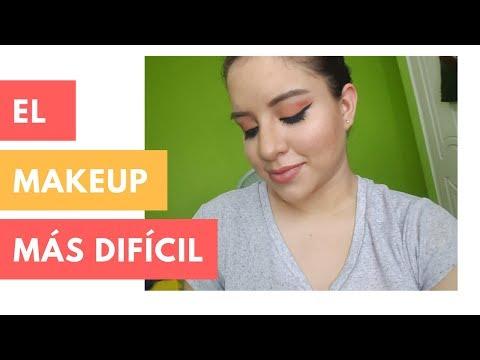 ¿EL MAQUILLAJE MÁS DIFÍCIL DEL MUNDO? |Makeup Panamanian Girl|