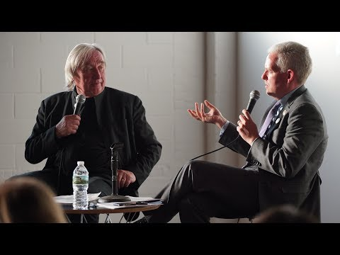 Noguchi Talks   Hon. Jimmy Van Bramer and Steven Holl