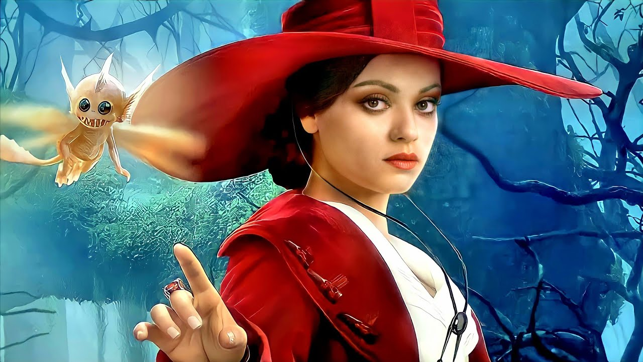 Download Oz The Great And Powerful Movie Explained  in Hindi /Urdu   2013 Fantasy film Summarized हिन्दी/اردو