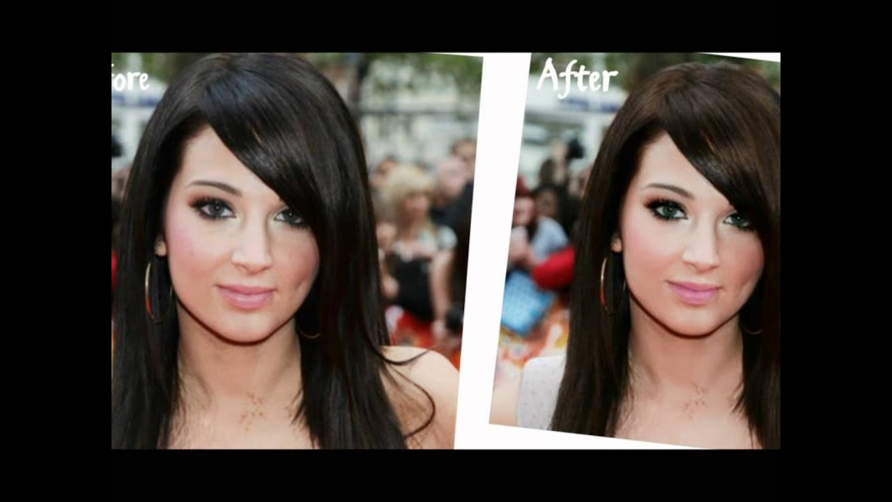 Editing Tulisa Before And After Pictures Youtube