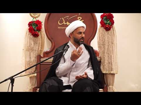 1 - Imam al-Hassan (a) and Dealing with Insults – Shaykh Mohamed Ali Ismail