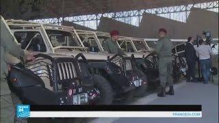 الولايات المتحدة تمنح تونس معدات عسكرية بقيمة 20 مليون دولار