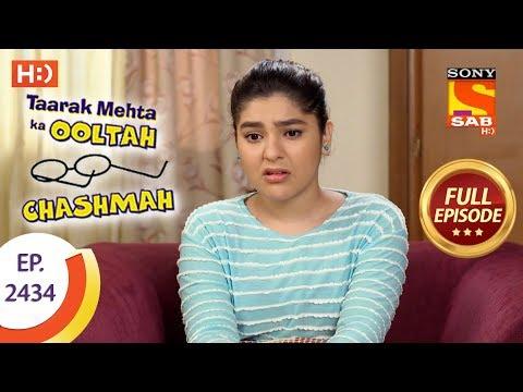 Taarak Mehta Ka Ooltah Chashmah – Ep 2434 – Full Episode – 29th March, 2018