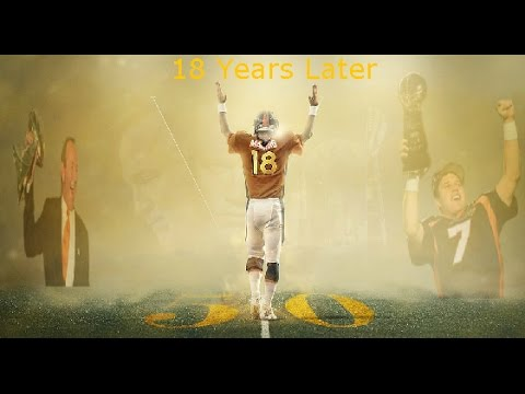 18 Years Later (2015 Broncos Highlights/Tribute)