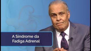 Exaustão fadiga adrenal e