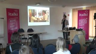 How to learn Arabic dialects - Olly Richards at the Polyglot Gathering 2015