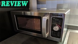 Review Panasonic NE-1054F Commercial Microwave Oven 2020