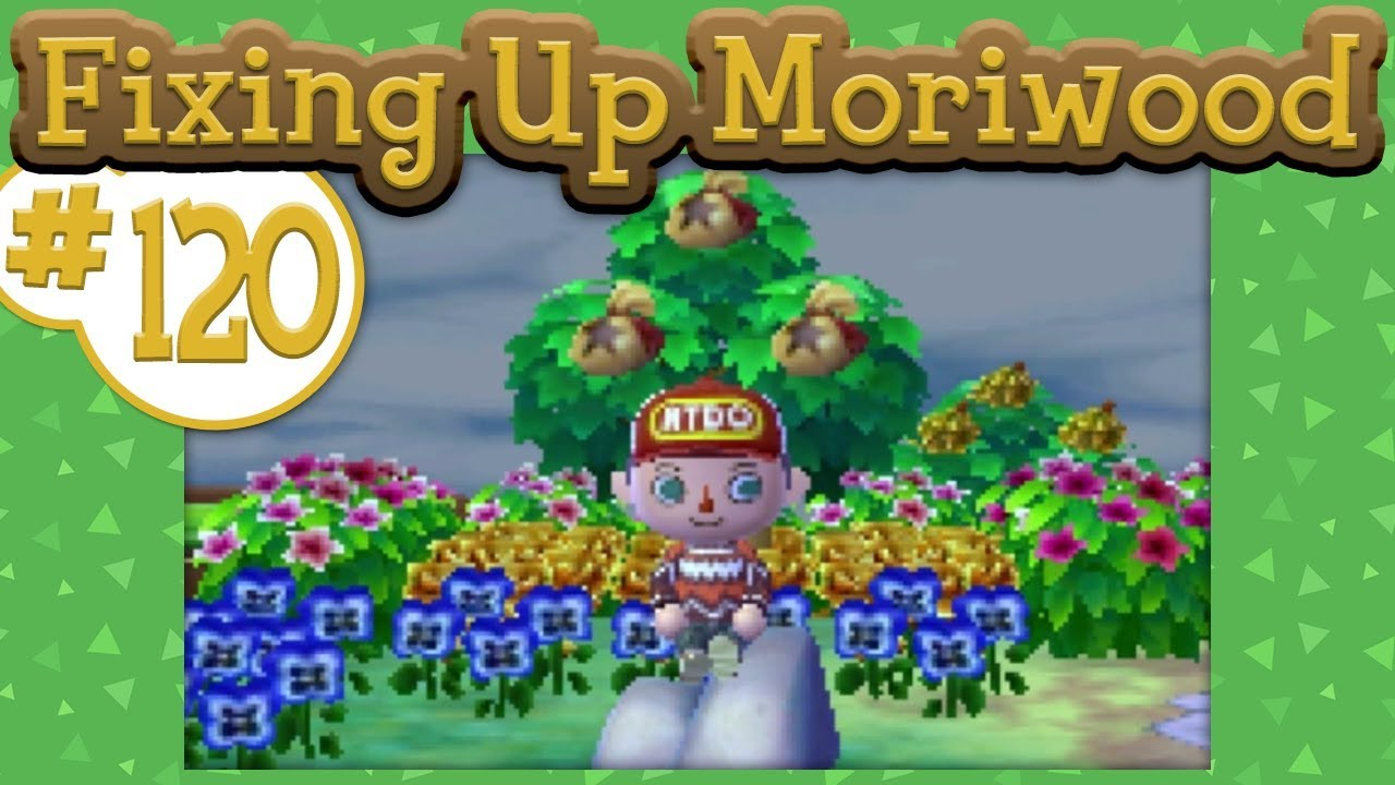 Animal Crossing New Leaf :: Fixing Up Moriwood - # 120 ...