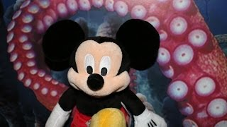 Mickey Mouse Goes To The AQUARIUM Disney Mickey Mouse Clubhouse AllToyCollector