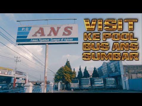 Visit Ke Pool Bus ANS Sumatera Barat
