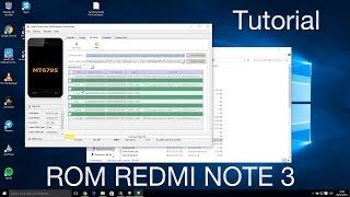 Como cambiar ROM Xiaomi Redmi Note 3 con bootloader bloqueado y que hacer en caso de brickeo
