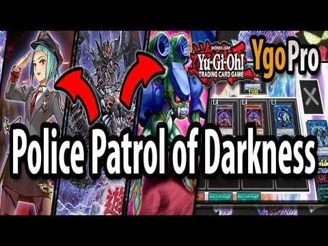 2 CARDS bring Lair of Darkness to the NEXT LEVEL!! Enter POLICE PATROL! (YgoPro)