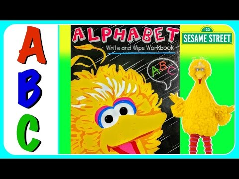 Learn ABC Alphabet with Sesame Street Big Bird!  ABC Alphabet Learning For Babies, Toddlers, & Kids!