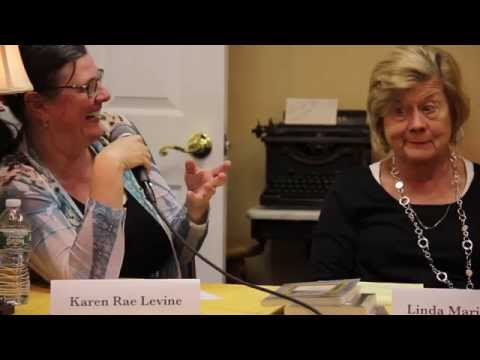 Mystery Writers at the Long Island Writers House