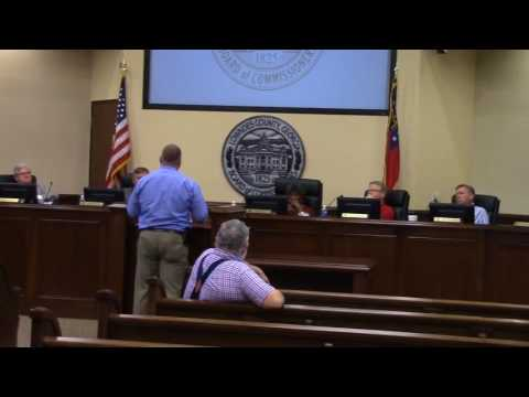 10. Reports County Manager - Preview of presentation on West Mims Fire