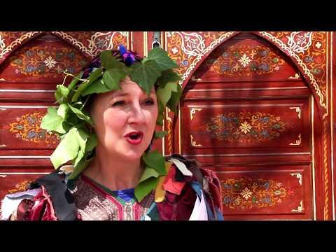 Cadi Ayyad REEP Anglo Moroccan Shakespeare Garden   Student Video
